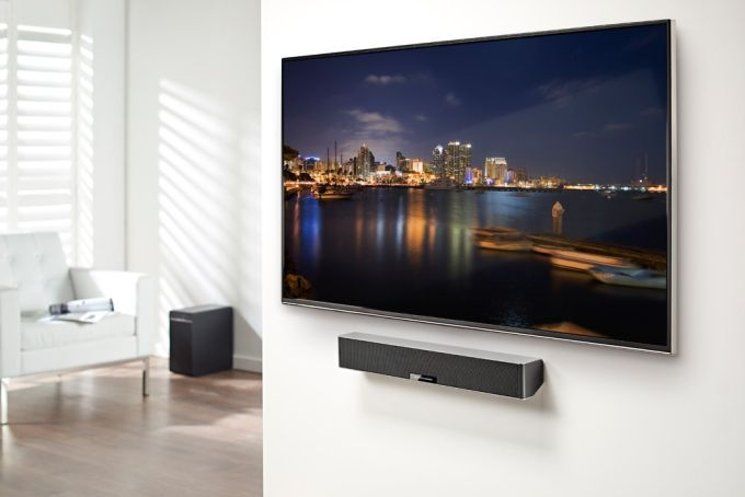 Aego-Soundbar-on-Wall