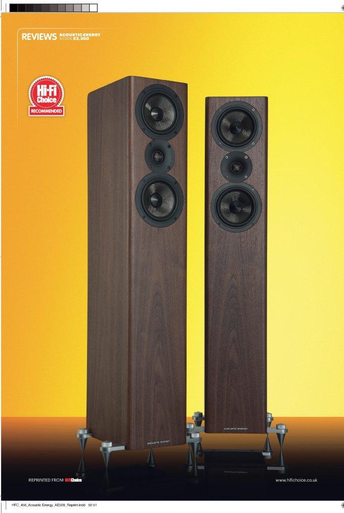HFC_456_Acoustic Energy_AE509_Reprint samo naslovnica