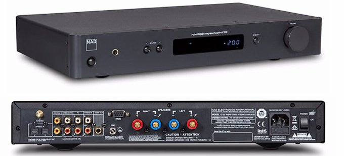 NAD-C-328-Integrated-Amplifier