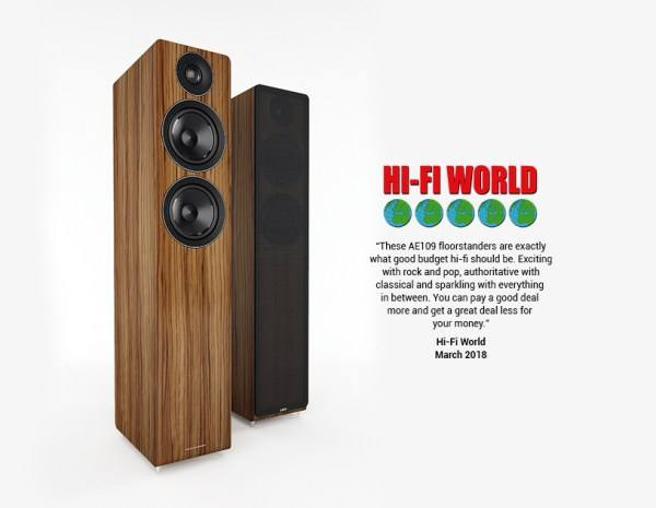ae 109 hifi world