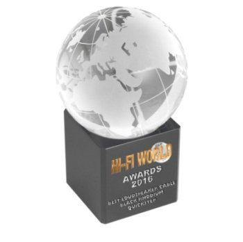 HI-FI WORLD AWARDS 2016